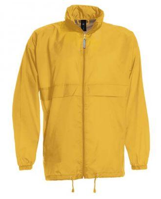 Coupe vent sirocco jaune