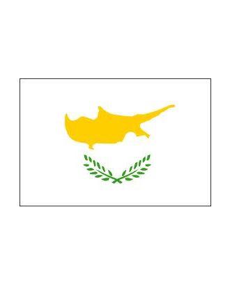 Drapeau Chypre 60 x 90 cm