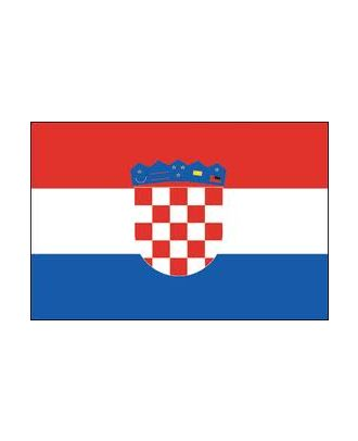 Drapeau Croatie 200 x 300 cm