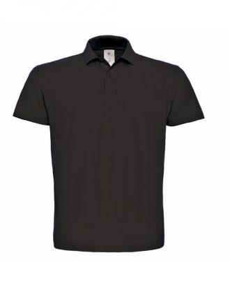 Polo id.001 noir