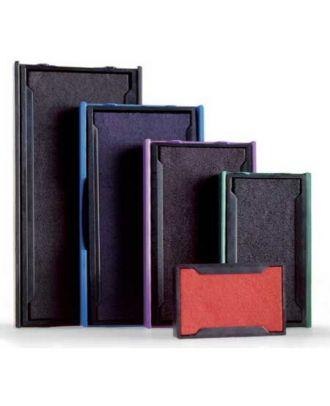 Cassette encrage pour tampon professionnel Métal Line 5200 bleu