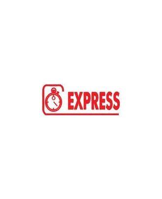 Empreinte de tampon express