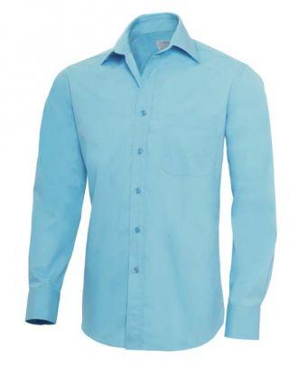 Chemise la havana bleu turquoise