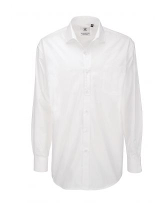 Chemise HERITAGE blanche manches longues
