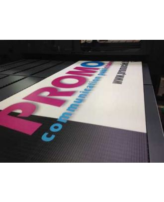 Akylux 60 x 80 cm personnalisé en impression numérique recto seul