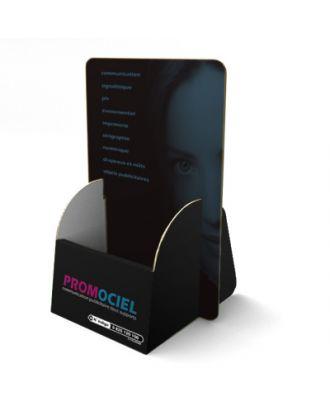 Présentoir carton PCCA6 personnalisé