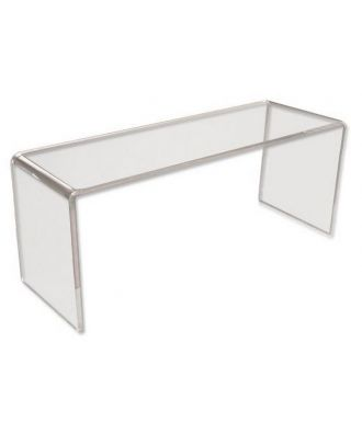 Pont plexiglas 100 x 100 x 250 mm