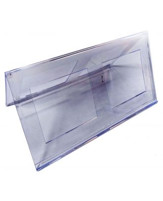Porte nom plexiglas 210 x 297 mm PPK779