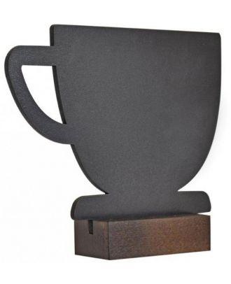 Ardoise de table Tasse à Café